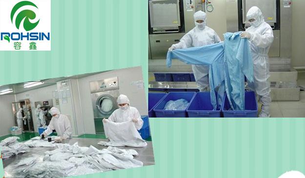 容鑫防静电专家为您解析防静电服的正确清洗方式!