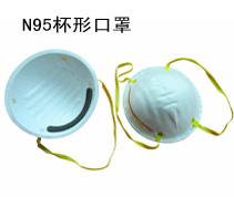 N95杯形口罩