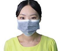 四层活性炭口罩