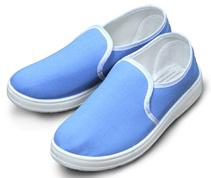 防静电帆布中巾鞋 RS-S0316-B