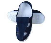 防静电帆布四眼鞋 RS-S0311-C